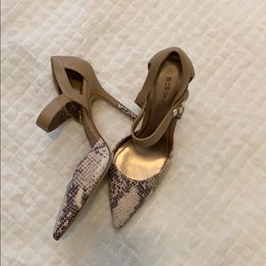 Heeled shoes, BCBGeneration, Size 7 1/2